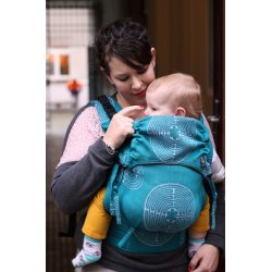 Andala ergonomical babycarrier UPgrade Labyrinty Toddler