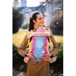 Lenka ergonomical babycarrier - Be Lenka Mini - Mandala - Night