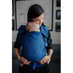 Lenka ergonomical babycarrier - 4ever Neo - Bloom - Blue
