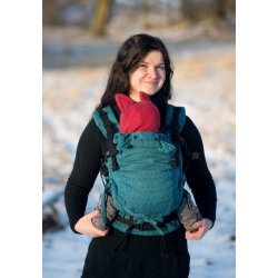 Jozanek newborn adjustable babycarrier Jonas New - emerald