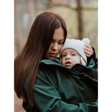 Greyse Softshell Jacket 4in1 - Green