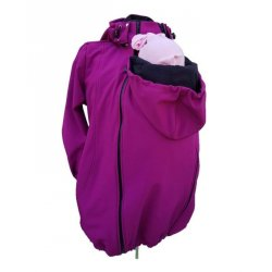 Greyse Softshell Jacket 4in1 - Violet