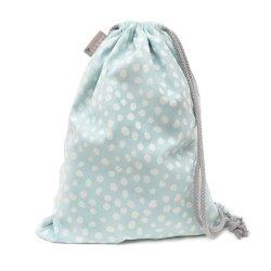 Fidella Sling Bag Polka Dots - sky blue