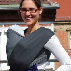 Didymos Double Face Anthracite