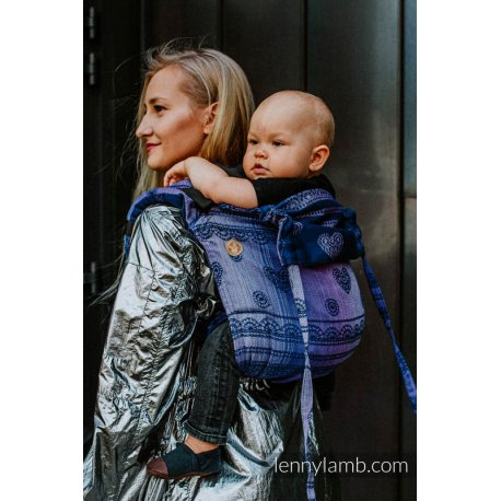 LennyLamb Onbuhimo back carrier Space Lace