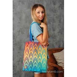 LennyLamb Bag Rainbow Chevron