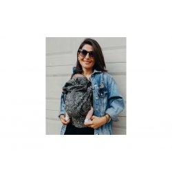 NEKO Switch babycarrier with buckles - adjustable - Efes Paisley Hazel Dark