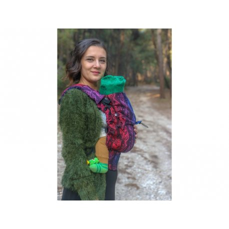 NEKO Swich babycarrier with buckles - adjustable - Ishtar