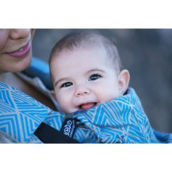 NEKO Switch babycarrier with buckles - adjustable - Shiraz