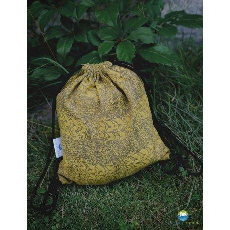 Little Frog bag Golden Boho