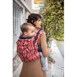 NEKO Switch babycarrier with buckles - adjustable - Laurus Joy