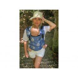 NEKO Swich babycarrier with buckles - adjustable - Derya Deep