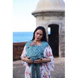 NEKO Half Buckle babycarrier - adjustable - Kidonya Marina