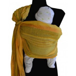 Indajani Ring Sling Huini Yellow