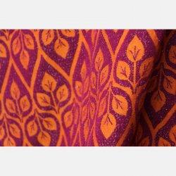 Yaro Ring Sling La Vita Duo Orange Fuchsia Black Glam