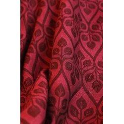 Yaro Ring Sling La Vita Duo Bordeaux Red Wool Glam