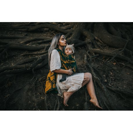 Wild Slings Ring Sling - Mère Nature - Nénuphar