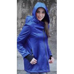 Kokadi Nosící kabát - Blue Uni