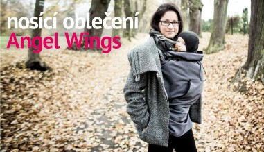 Nosící oblečení značky Angel Wings